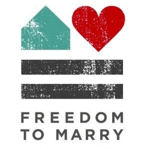 Freedom To Marry Logo
