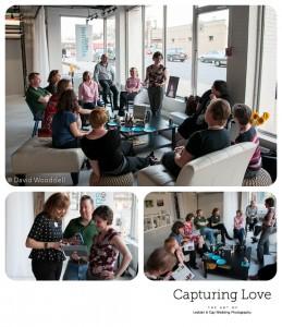 open studio - gay wedding photography
